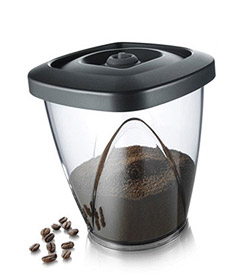 Photo of Vacu Vin Coffee Saver Vacuum Storage Container (1.3 L)