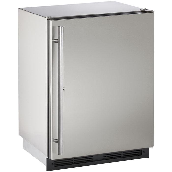 Superbe 5.4 Cu. Ft. Outdoor Refrigerator   Stainless Steel Cabinet With Stainless  Steel Door W/ Lock