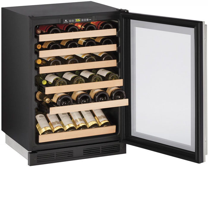 U Line 1224wcs 13b 48 Bottle Wine Cooler Refrigerator
