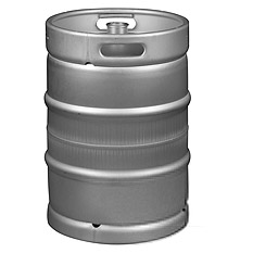 New 15.5 Gallon Commercial Beer Kegs