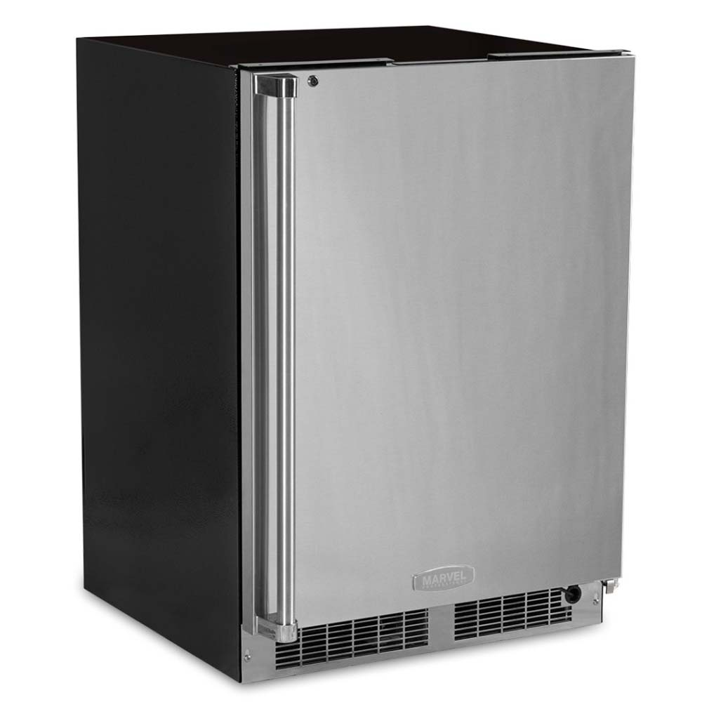 Marvel Ml24ras2rs Frost Free Built In All Refrigerator