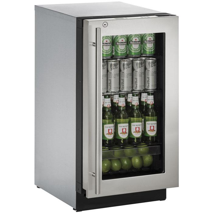 Merveilleux U Line 3018RGLS 13A Refrigerator