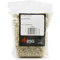 Flaked Oats - 1lb Bag