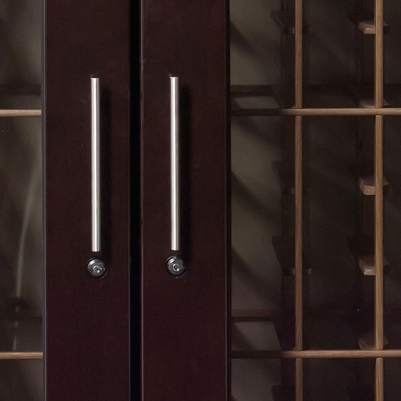 Le Cache 3800 Premium Wine Cellar Cabinet Chocolate