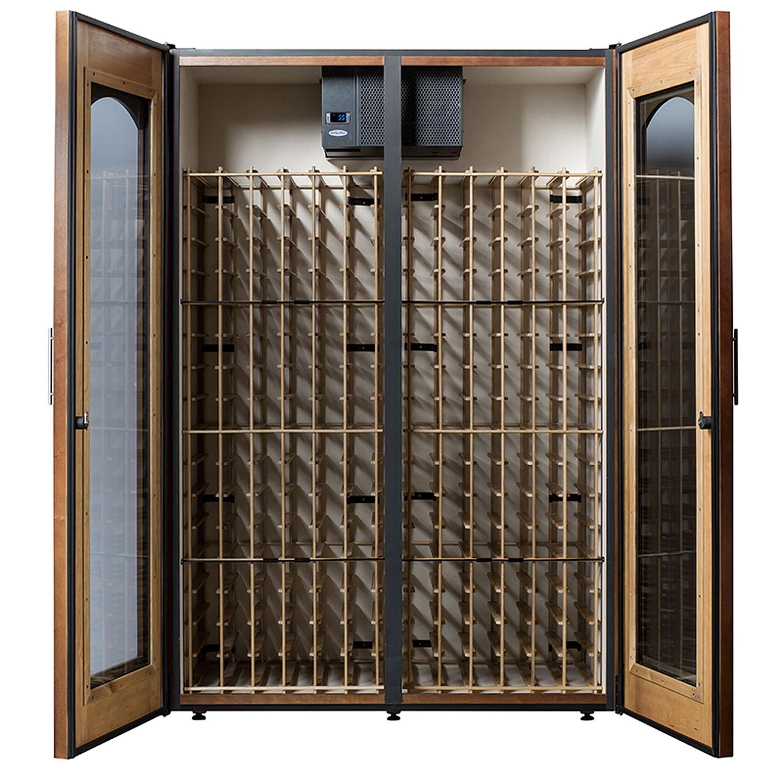 Le Cache 3800 Premium Wine Cellar Cabinet Provincial