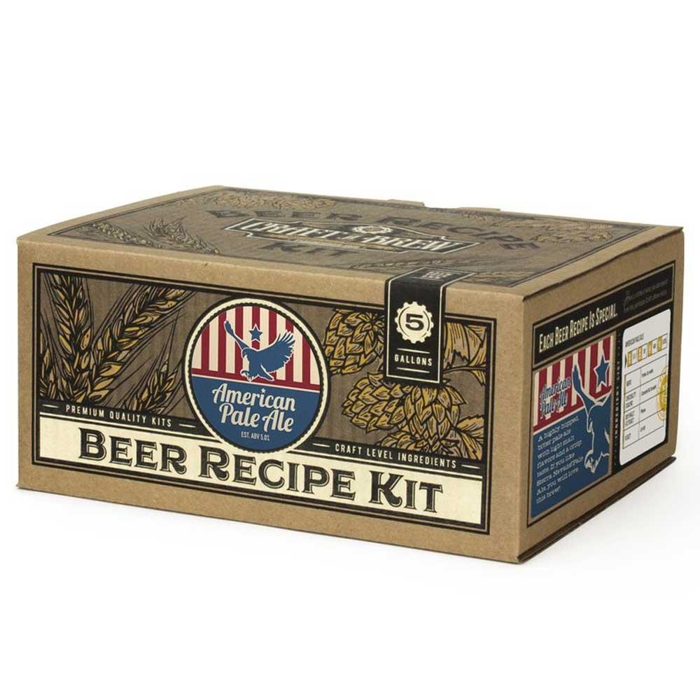 American Pale Ale 5 Gallon Recipe Kit