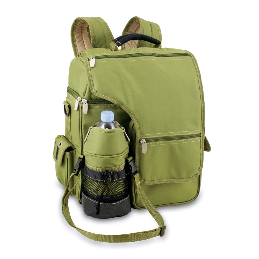 Picnic Time Turismo Insulated Picnic Cooler Tote Backpack