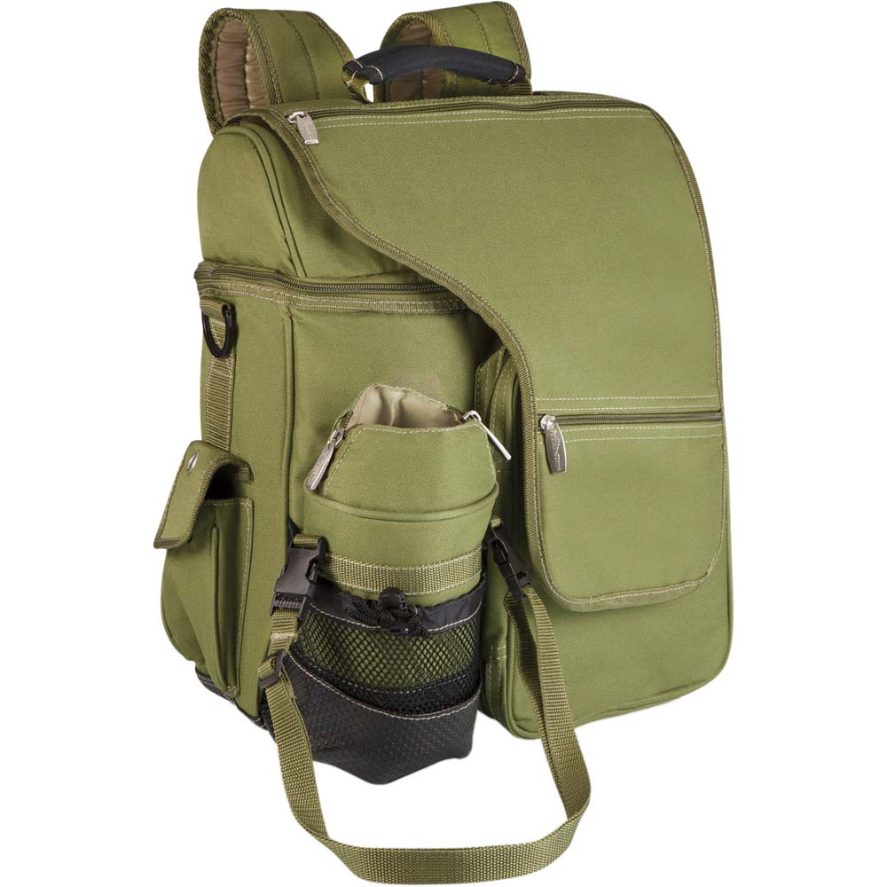 Picnic Time Turismo Insulated Picnic Cooler Tote Backpack ... 2db3ab2c48aac