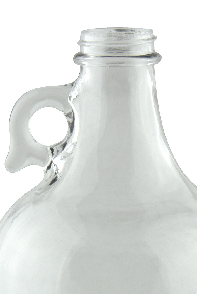 Set Of 72 Customizable Kegco Beer Growlers 64 Oz Clear