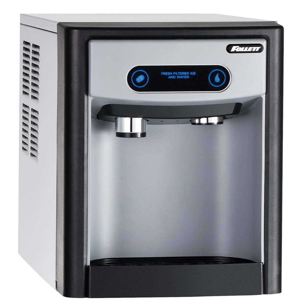 Follett 7CI100A-IW-NF-ST-00 - 7 Series Countertop Ice and Water ...
