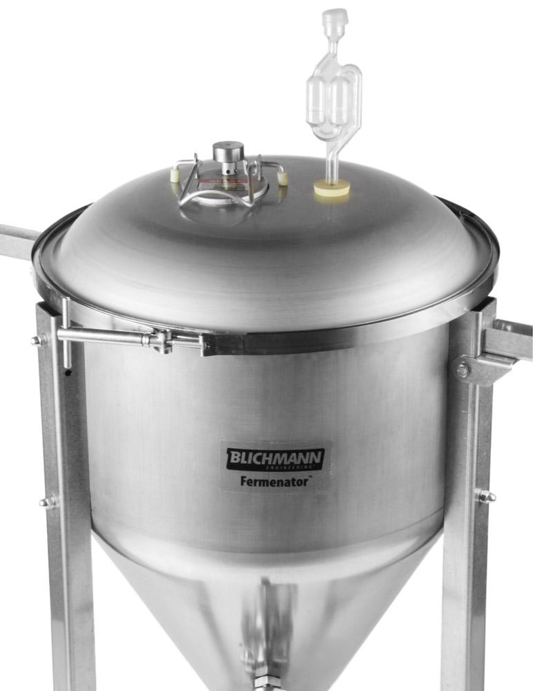 Blichmann 14 5 Gallon Conical Fermenator Tri Clamp