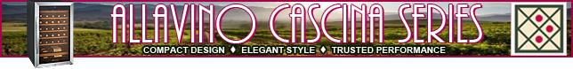 Allavino Cascina Series Wine Refrigerators
