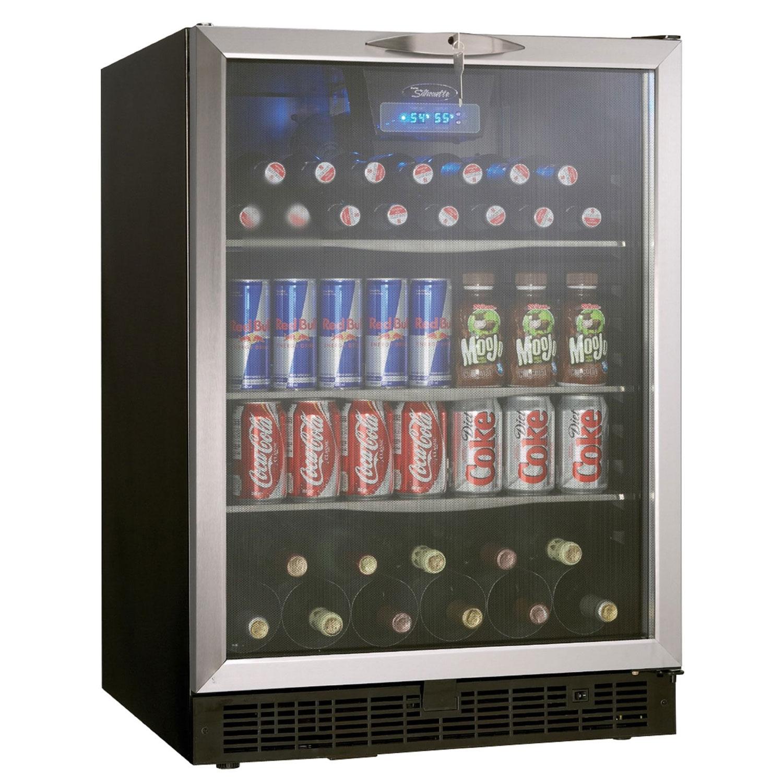 Danby Silhouette Ricotta Dbc514bls 5 3 Cu Ft Beverage