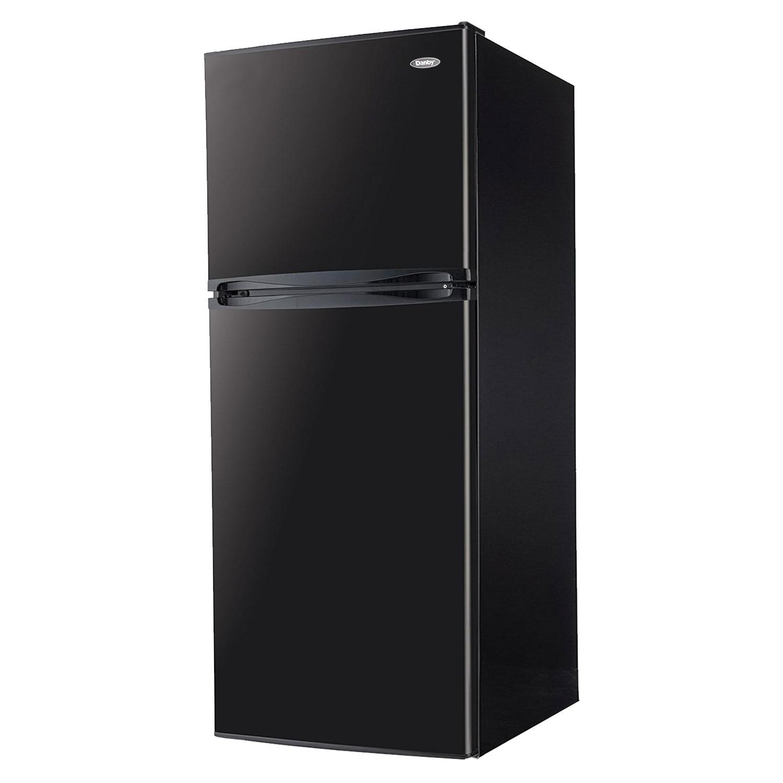 danby dff100c1bdb 10 cu ft frost free refrigerator with. Black Bedroom Furniture Sets. Home Design Ideas