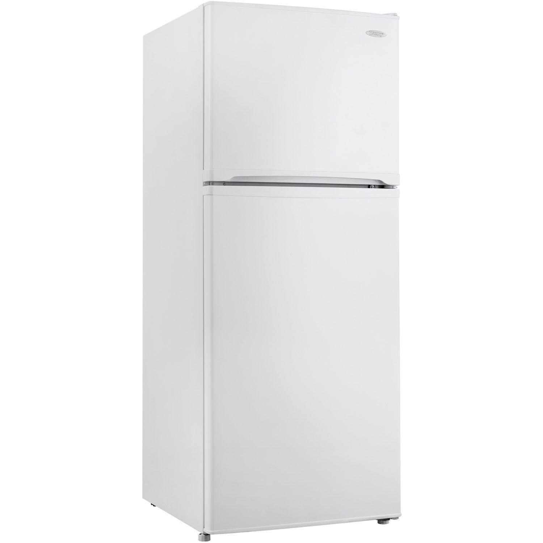 danby dpf073c1wdb 10 cu ft frost free refrigerator with. Black Bedroom Furniture Sets. Home Design Ideas
