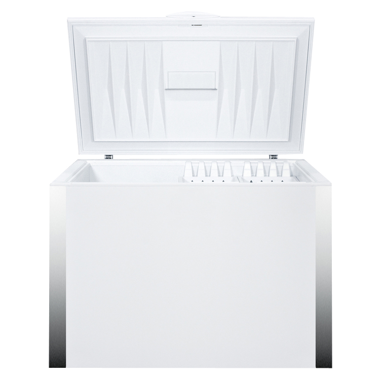 Summit Eqff152 17 Cubic Foot Commercially Listed Frost
