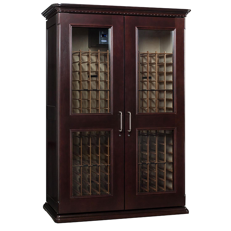 Le Cache European Country Euro 3800 Wine Cellar Cabinet 458