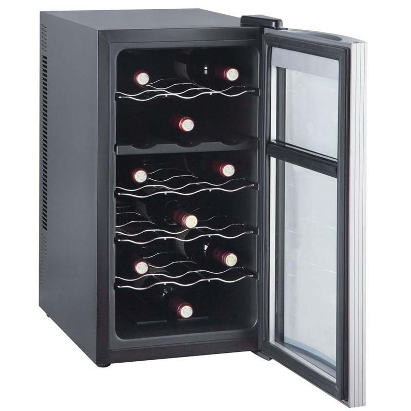 Avanti Ewc18n2pd 18 Bottle Thermoelectric Dual Zone Wine Cooler