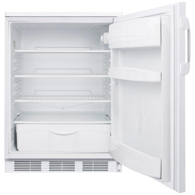 summit ff6 refrigerator interior - Commercial Undercounter Refrigerator