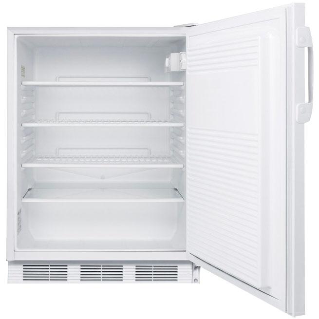 summit ff7 refrigerator interior - Commercial Undercounter Refrigerator