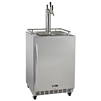 Kegco HK38SSC-3 Beer Fridge