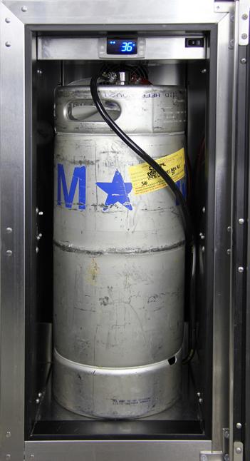 Perlick Hp15ts 3 1l Commercial 15 Quot Signature Series Beer