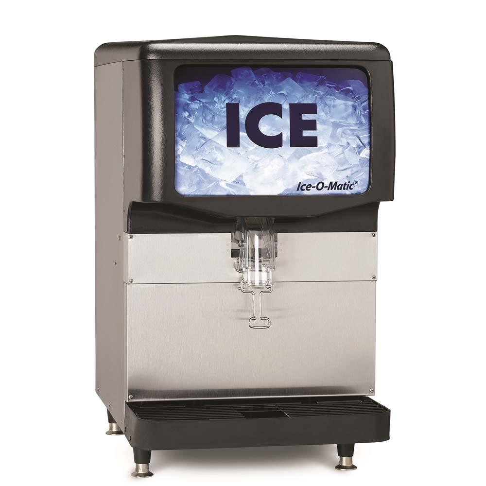 ice cube machine dispenser 150 lbs - Ice O Matic Ice Machine