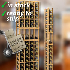 Quick Ship Wine Racks