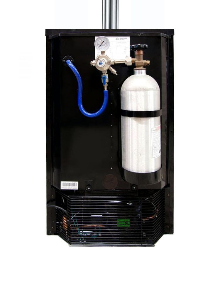 Kegco Kom19s 2 Kombucherator Kombucha Keg Cooler Dual