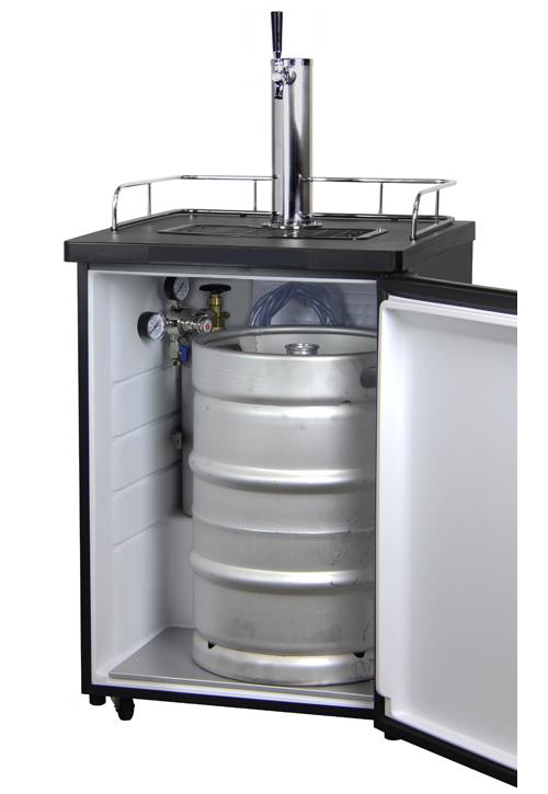 Kegco Ick20b 1nk Javarator Iced Coffee Keg Dispenser