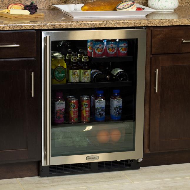 built in beverage refrigerator. ML24BRP3RP Built In Beverage Refrigerator D