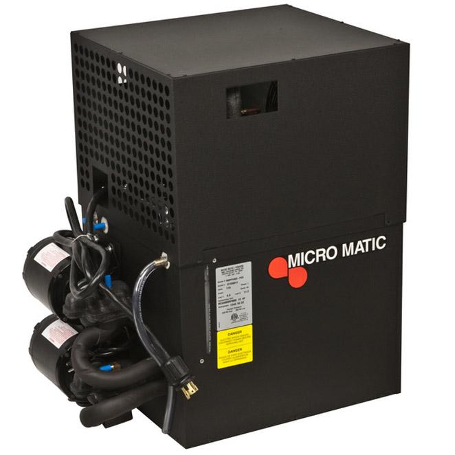 Micromatic Mmpp4303 Pkg Pro Line 350 Ft Glycol Chiller