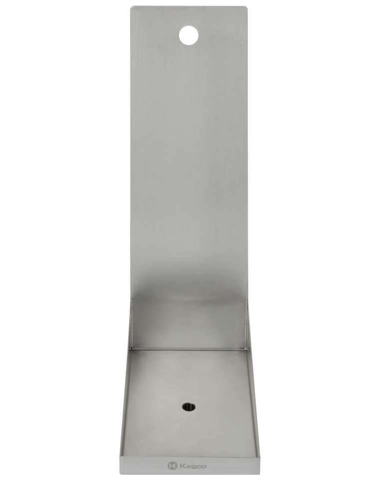 Kegco Sewm 610 1 6 Quot Wide S S Drip Tray With Drain 1