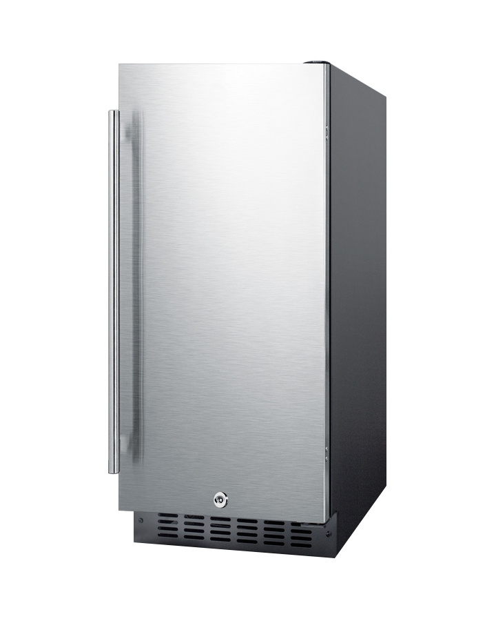 3 0 Cu Ft Frost Free Outdoor All Refrigerator With Stainless Steel Door