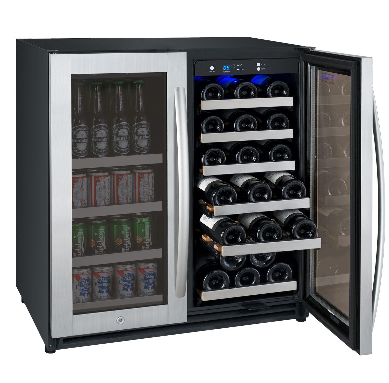 Allavino Vswb30 2ssfn Flexcount Series Dual Zone Wine