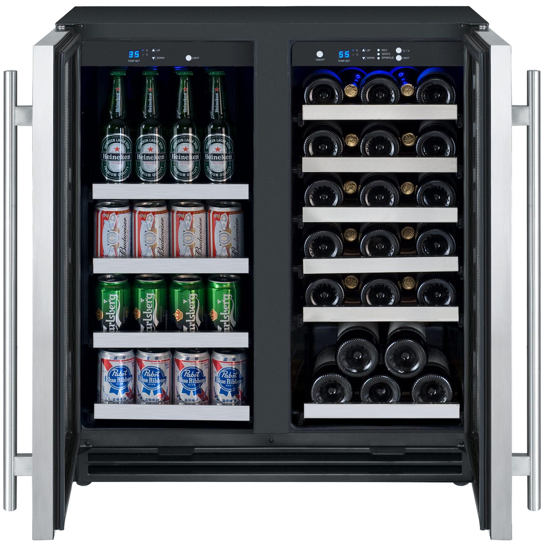 Allavino VSWB30-2SSFN FlexCount Series Dual Zone Wine ...