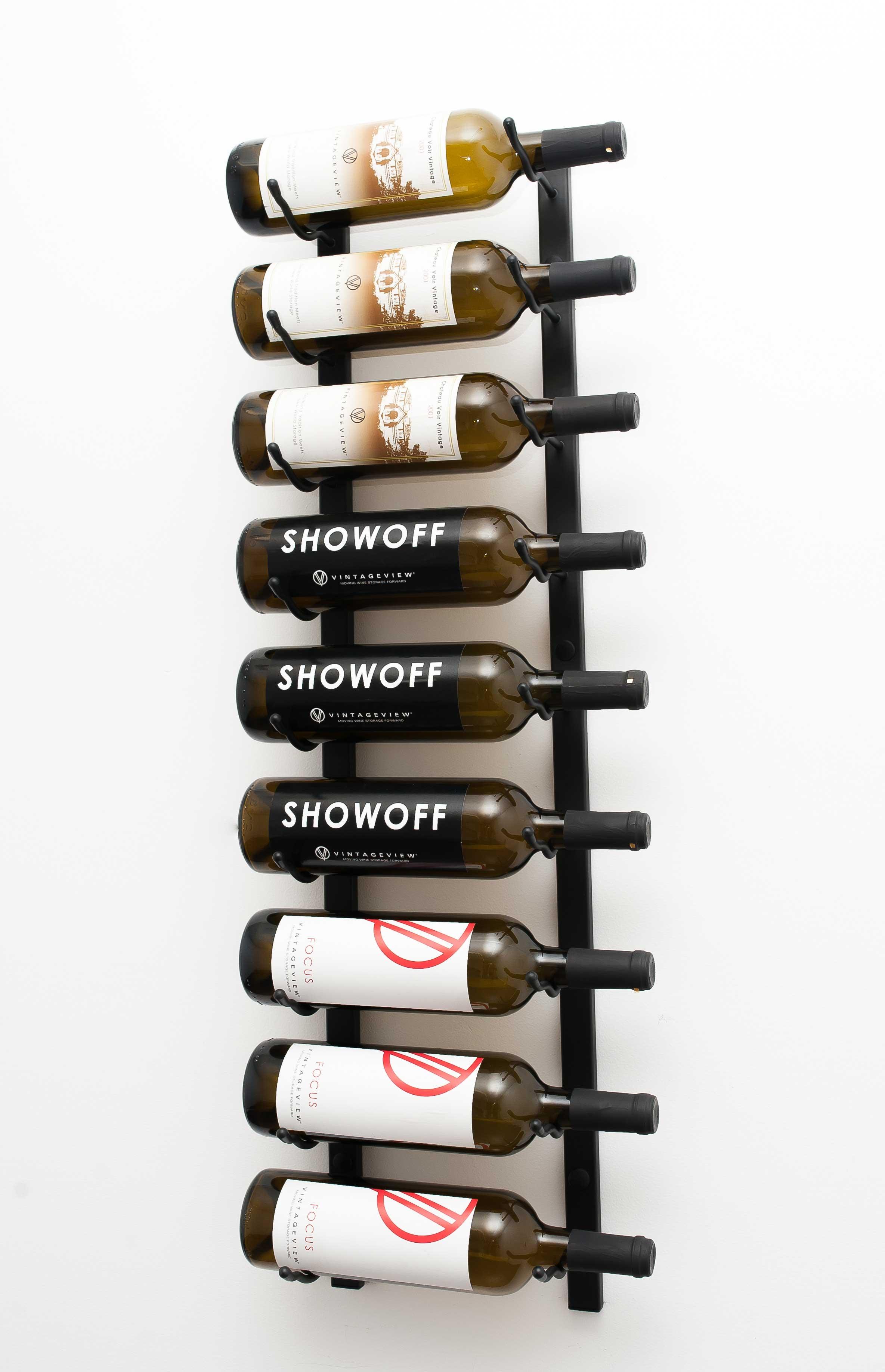 Vintage View Ws31 K 9 Bottle Vintage View Wine Rack