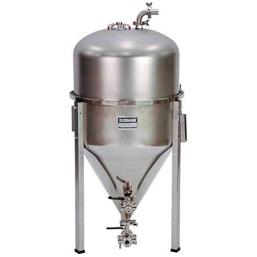 Blichmann 42 Gallon Conical Fermenator Npt Standard