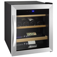 Compact Wine Refrigerator Wine Cooler Wine Cabinet