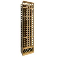 8' Five Column Standard Wine Rack