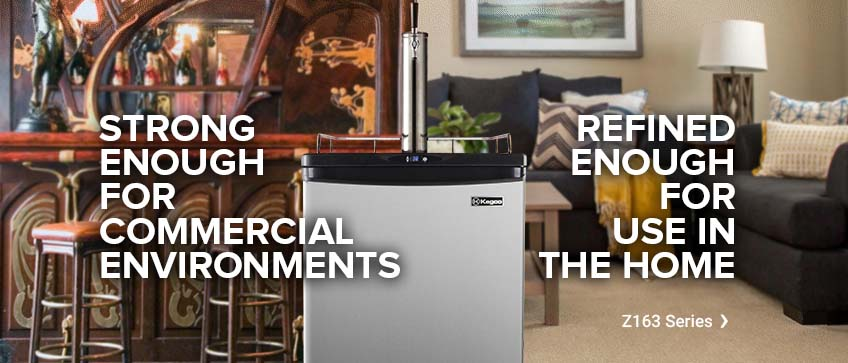 Kegco Z Series Commercial/Residential Kegerators