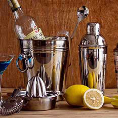 Home Bar & Barware