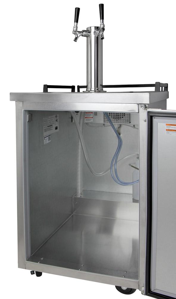 beverage air kegerator empty - Beverage Air Kegerator