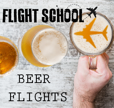 Flight School - What You Need To Know About Beer Flights