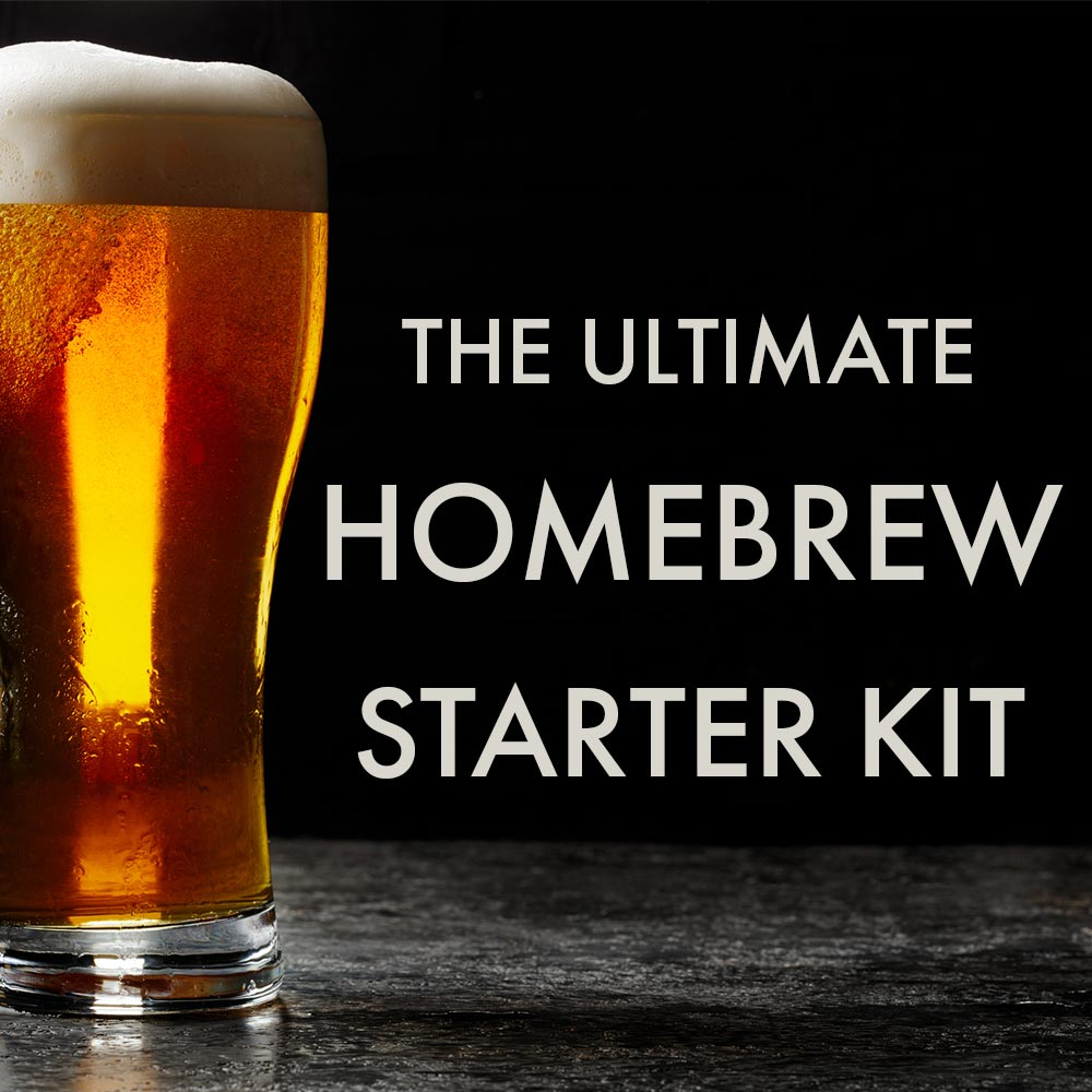 Brewing Basics - The Ultimate Homebrew Starter Kit