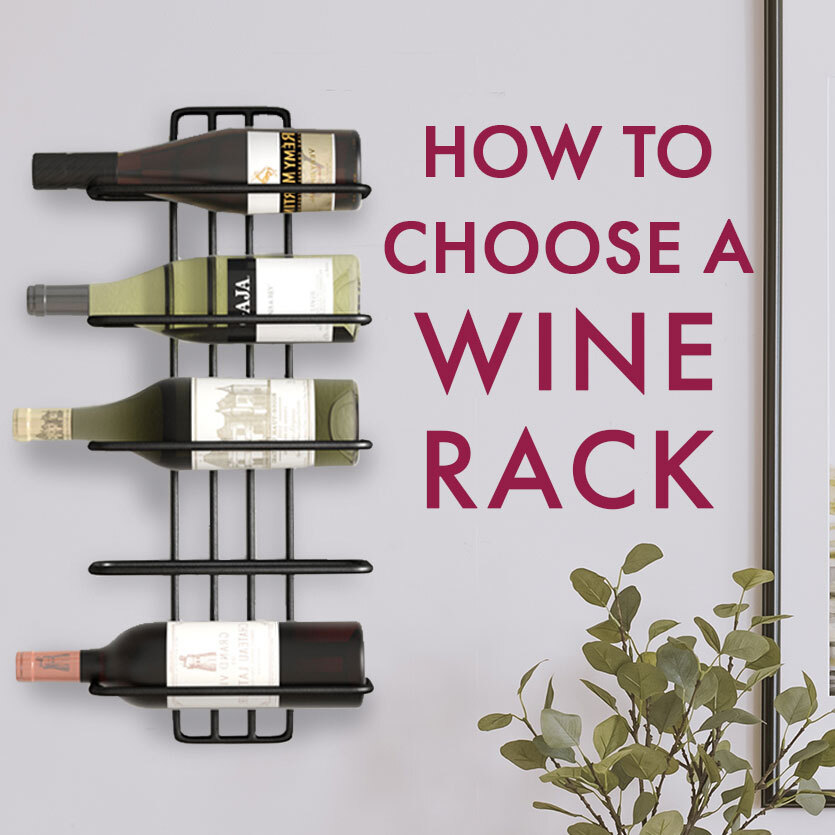How To Choose A Wine Rack