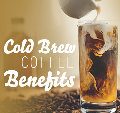 Friends With Benefits - The Benefits of Cold Brew Coffee