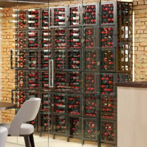 Case & Crate: Modular Wine Racks