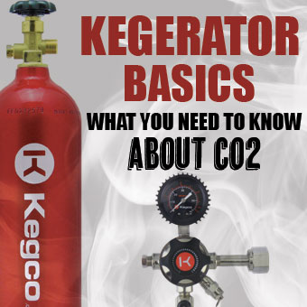 Kegerator Basics - What You Need To Know About CO2