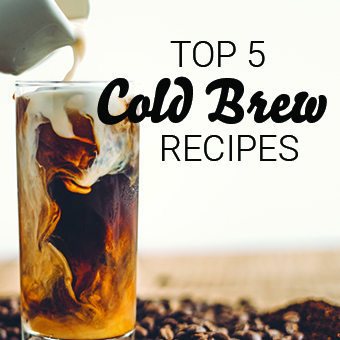 Top 5 Cold Brew Recipes